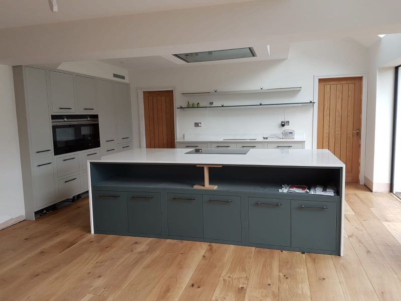 Kitchen Alteration Edwalton: Swipe To View More Images