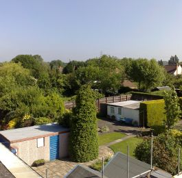 View from The Hollows, Long Eaton.: Click Here To View Larger Image